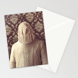 In which I spy a specter Stationery Cards