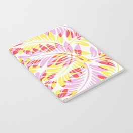 Warm Spring Fern Notebook