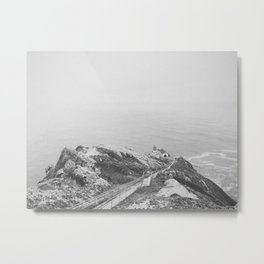 LIGHTHOUSE / Point Reyes, CA Metal Print