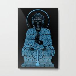 Buddham saranam gacchami Metal Print