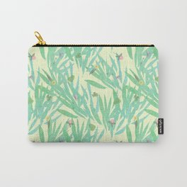 Wild flowers pattern Carry-All Pouch