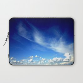 Cloud Formations Laptop Sleeve