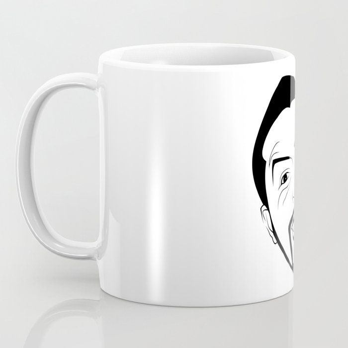 The amused Koksmann Coffee Mug