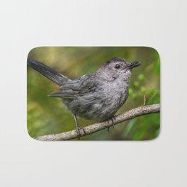 Gray Catbird Bath Mat