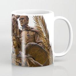 Monument to Gen. William Tecumseh Sherman Coffee Mug