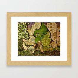 1976 Framed Art Print