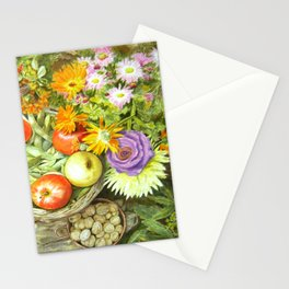 Beans & Co Stationery Cards