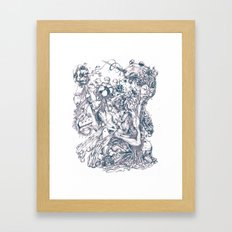Transmigration  Framed Art Print