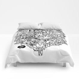 Oven Mitt Machine Comforters