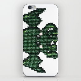 Tiny Cthulhu iPhone Skin