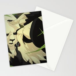 Pangoro Scolding Stationery Cards