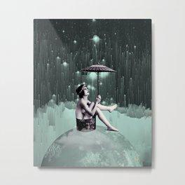 Symphonic Storm Metal Print