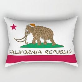 Mammoth California Rectangular Pillow