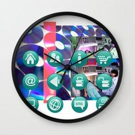 NORMCORE HEALTHCORE Wall Clock
