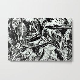Oleanders Metal Print