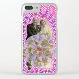 Wedding Portal 005 Clear iPhone Case