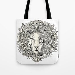 The King's Awakening Tote Bag