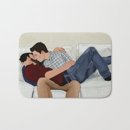 maybe i just finally found a place Bath Mat