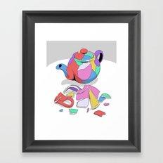 Teapot Framed Art Print