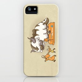 Ride The Sky Bison  iPhone Case