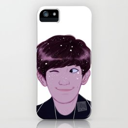 Chanyeol iPhone Case
