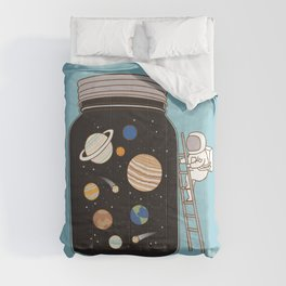 confined space Comforters