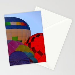 Hot Air Balloon Festival - II Stationery Cards