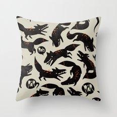 werewolfs Throw Pillow