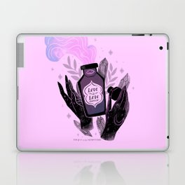 """""""Love is Love Potion"""" inspired by The L Word Laptop & iPad Skin"""