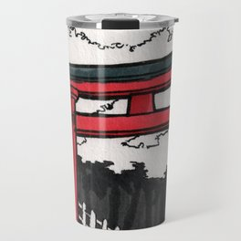 Japan : Fushimi Inari Travel Mug