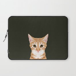 Chase - Cute Cat gifts for pet lovers cat lady gifts and perfect gifts for cat person and cute tabby Laptop Sleeve