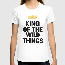 KING OF THE WILD THINGS T-shirt