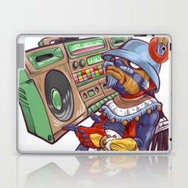 Tezcatlipoca Old School Hip Hop Laptop & iPad Skin