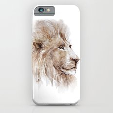 Wise lion iPhone 6s Slim Case