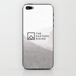 The Easter Rising- Phone_Standard Logo iPhone Skin