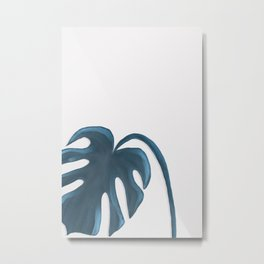 Moderna Monstera V.1 Metal Print