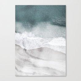 Coast 3 Canvas Print