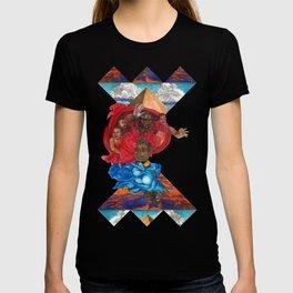 Kimye Illuminati Bugatti T-shirt