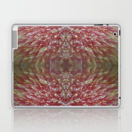 Floral Shimmer Bloom Laptop & iPad Skin