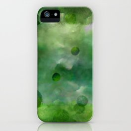 Aquatic Forest (Aquatic Creature) iPhone Case
