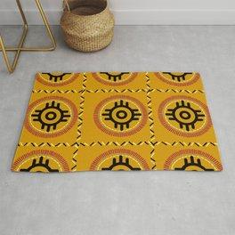 Tribal Print Rug