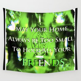 Luck of the Irish Wall Tapestry