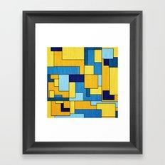 Switch Reverse Framed Art Print