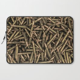 Rifle bullets Laptop Sleeve