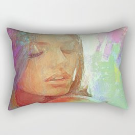 Bewitch of my love for you Rectangular Pillow