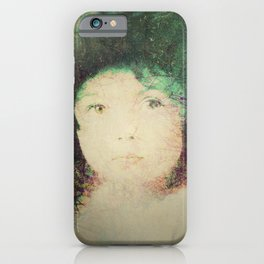 Childhood / Infancia iPhone Case