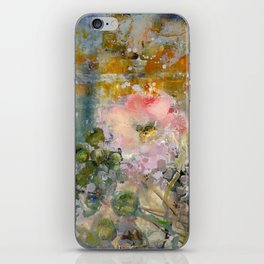 Evening Rose iPhone Skin