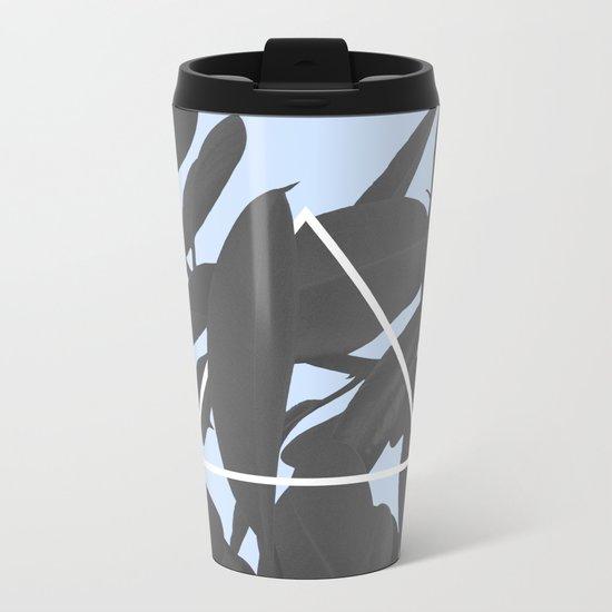 Get on top Metal Travel Mug
