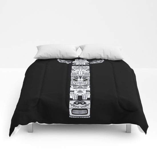 The Totem Comforters