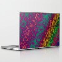 tie dye Laptop & iPad Skins featuring Tie Dye by Kings in Plaid